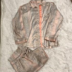 Victoria Secret Silky Pajamas